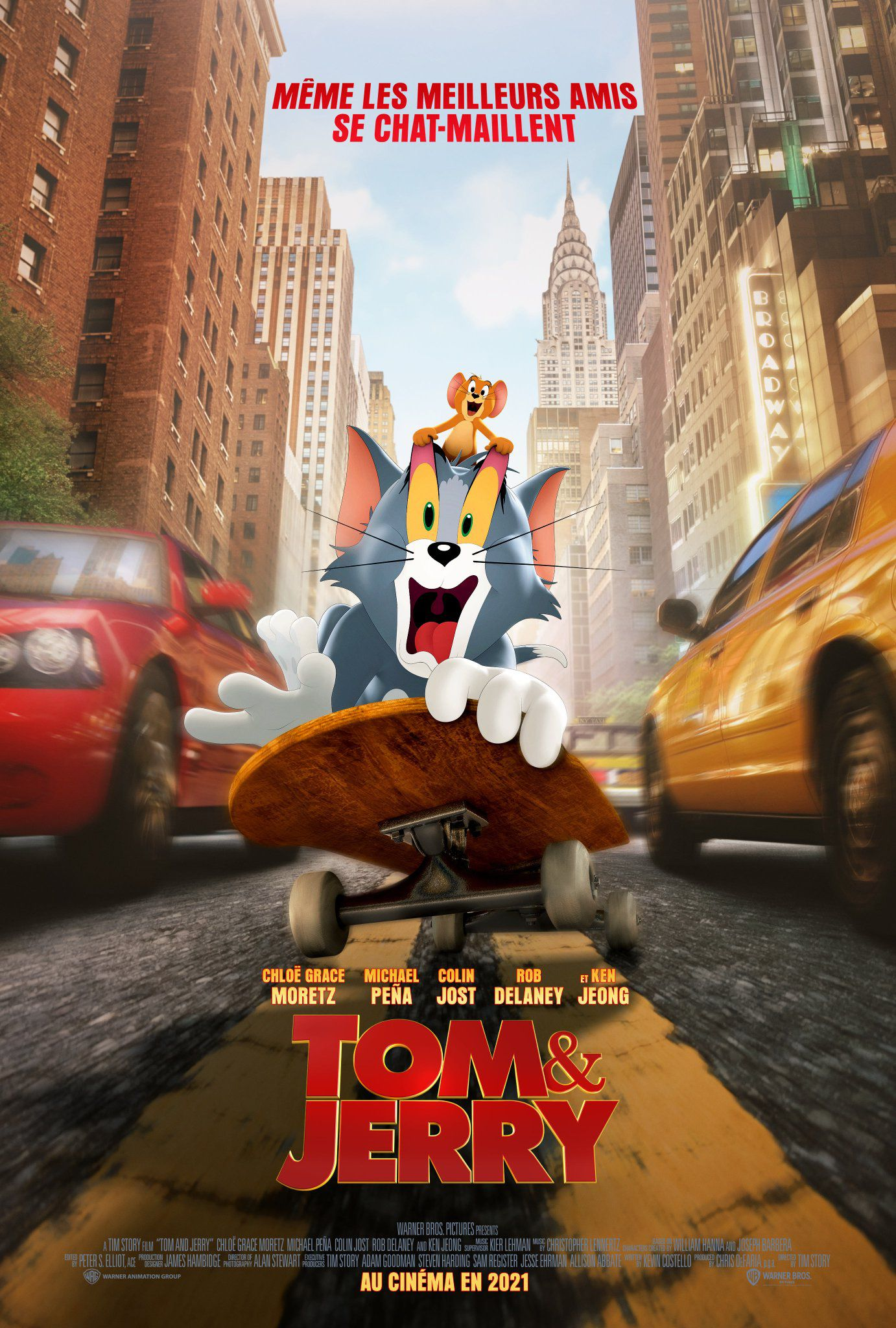 Tom & Jerry - Film (2021)