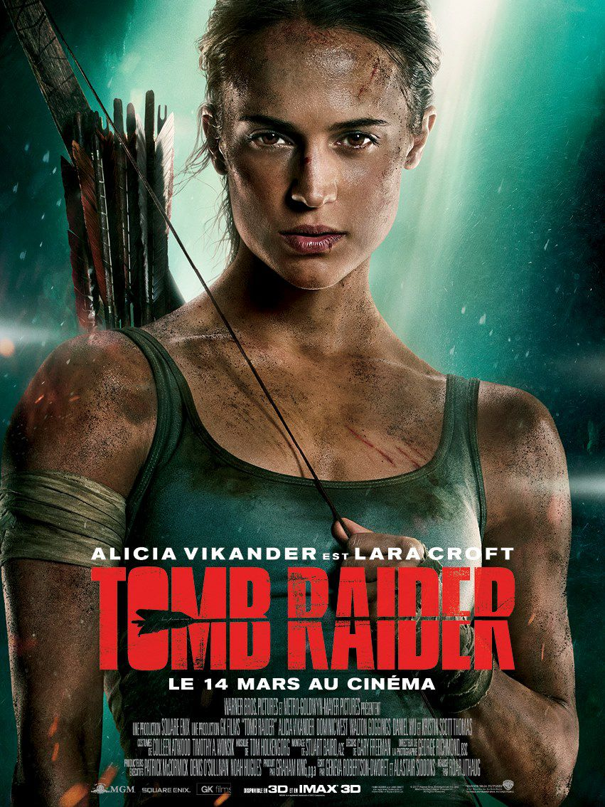Tomb Raider - Film (2018)