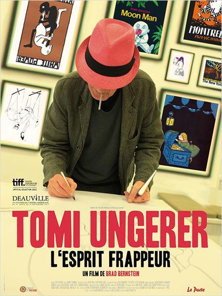 Tomi Ungerer : L'Esprit frappeur - Documentaire (2012)