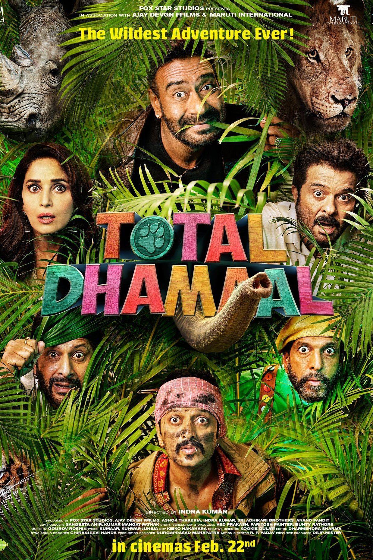 Total Dhamaal - Film (2019)