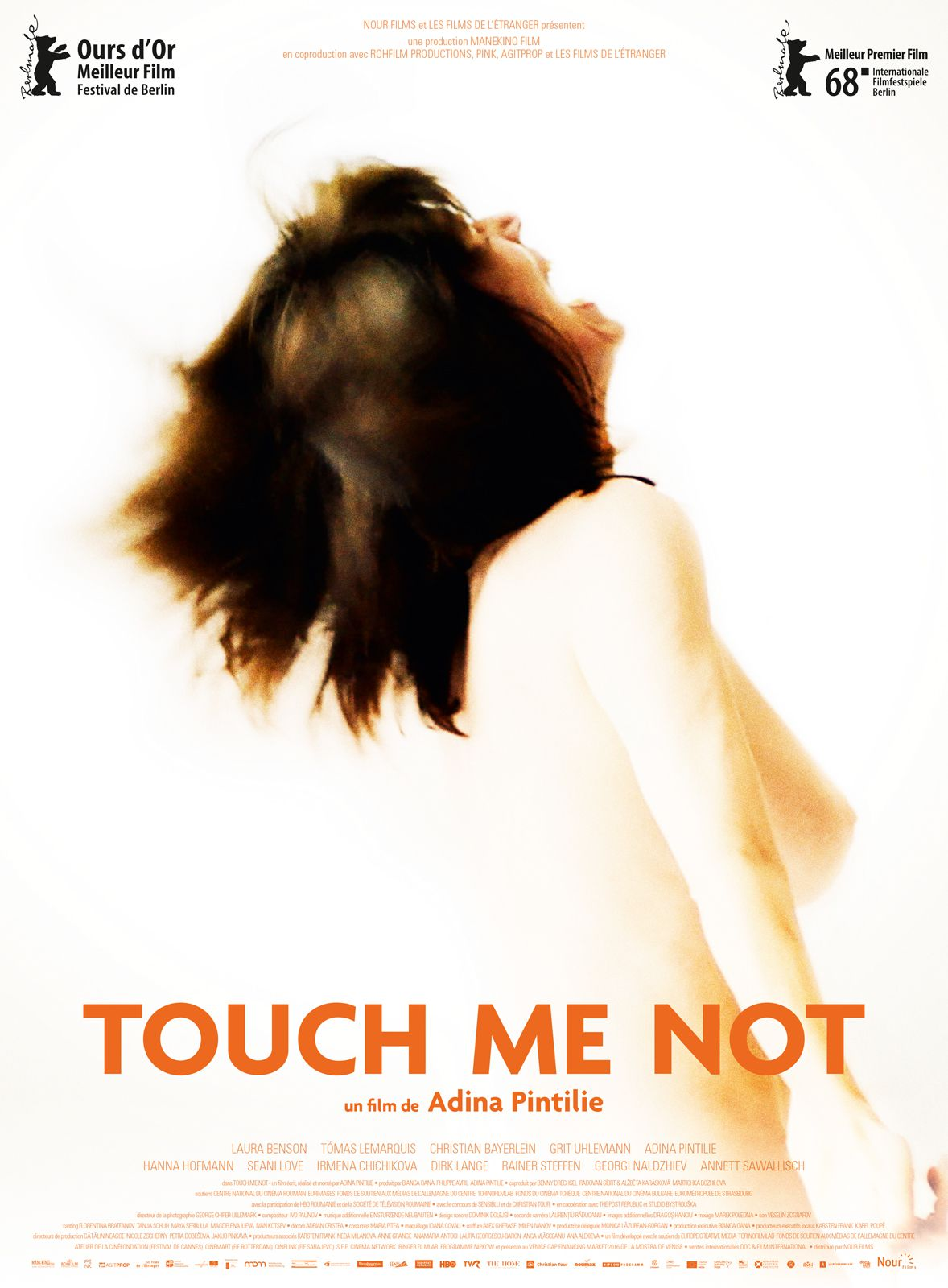 Touch Me Not - Film (2018)