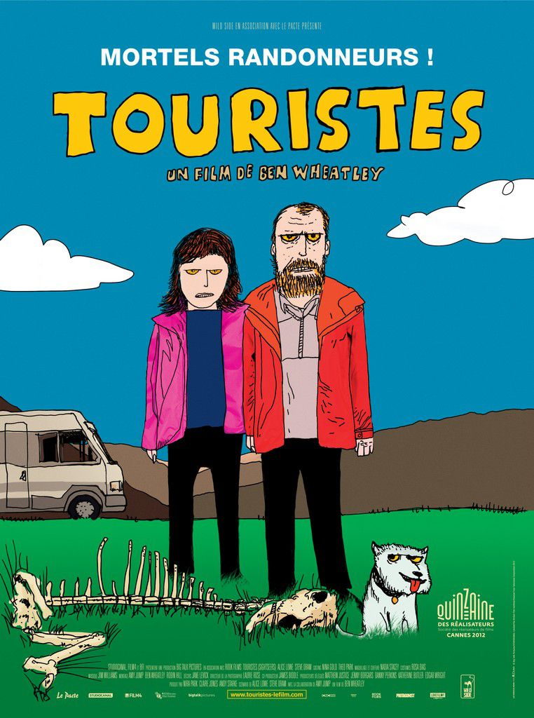 Touristes - Film (2012)