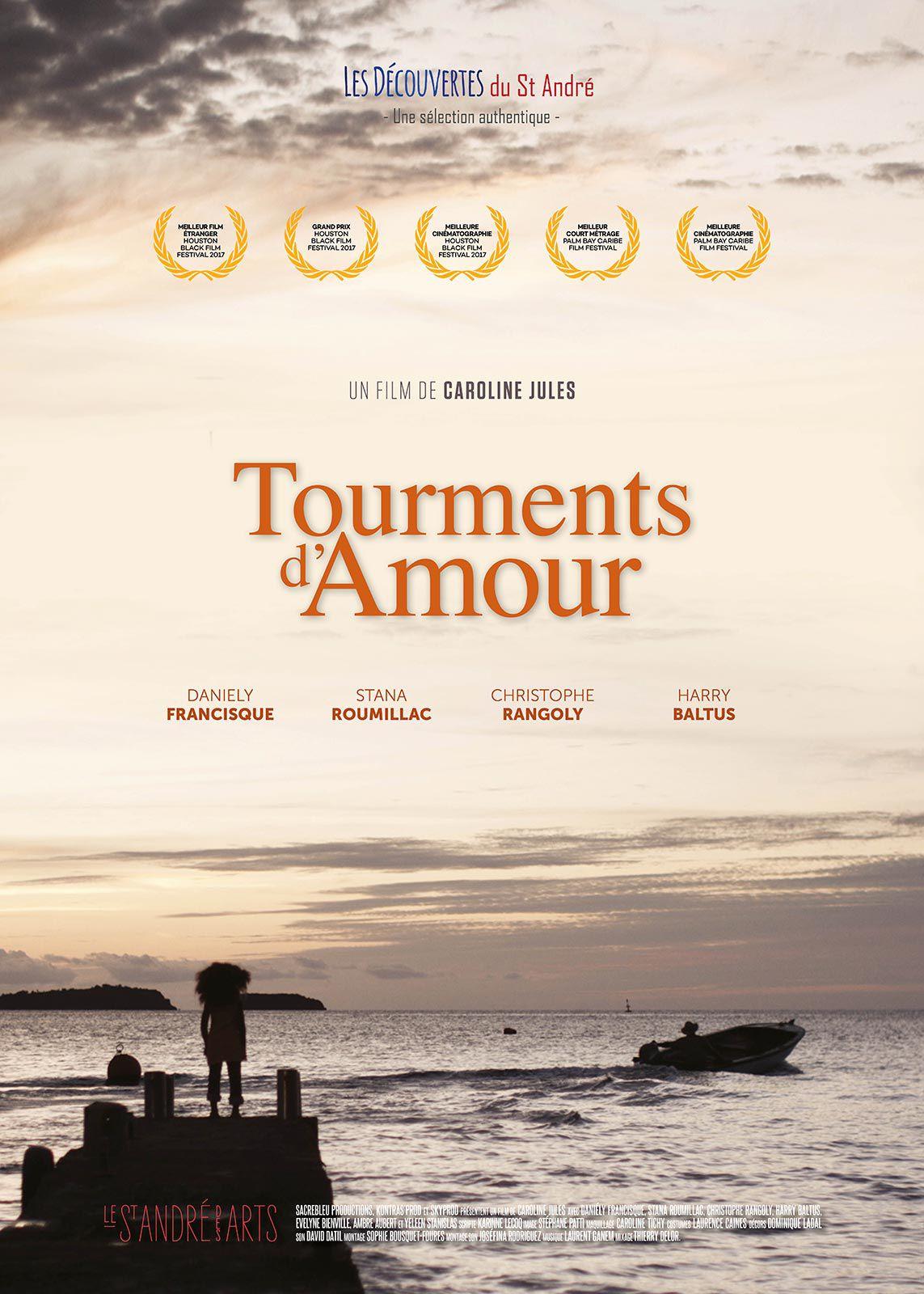 Tourments d'amour - Film (2017)