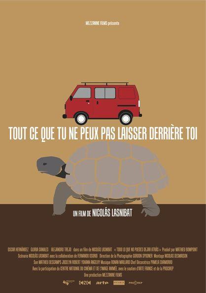 Tout ce que tu ne peux pas laisser derrière toi - Film (2013)