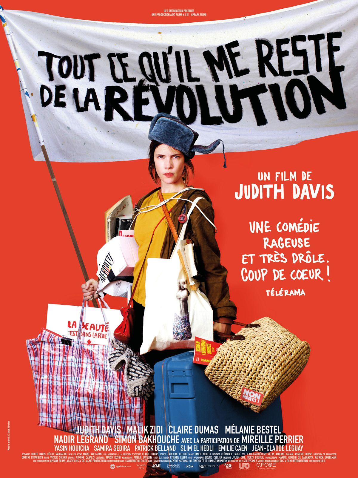 Tout ce qu'il me reste de la révolution - Film (2019)