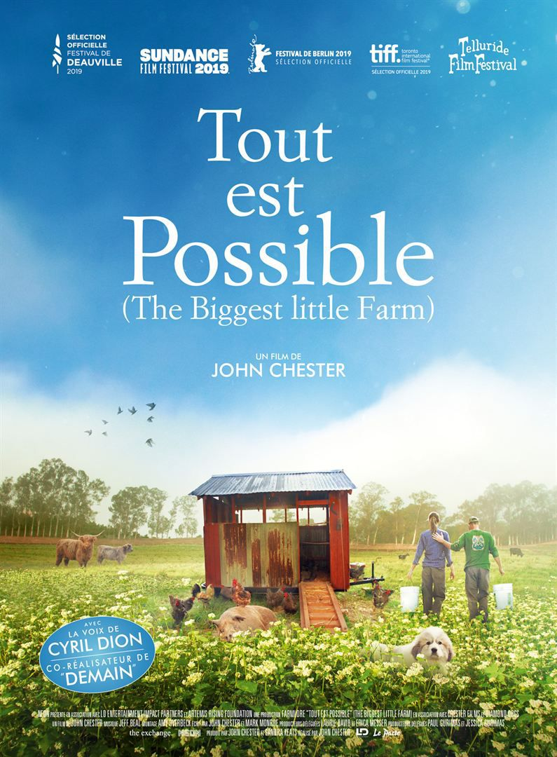Tout est possible - Documentaire (2019)