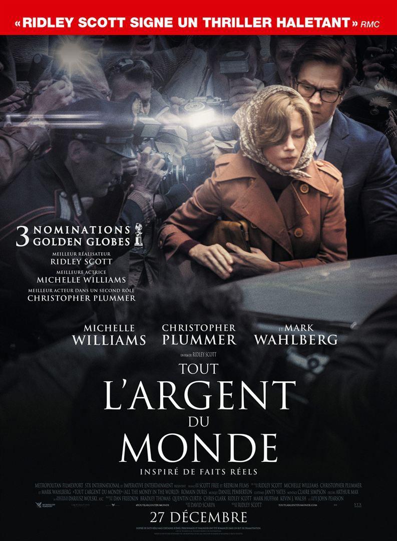 Tout l'argent du monde - Film (2017)