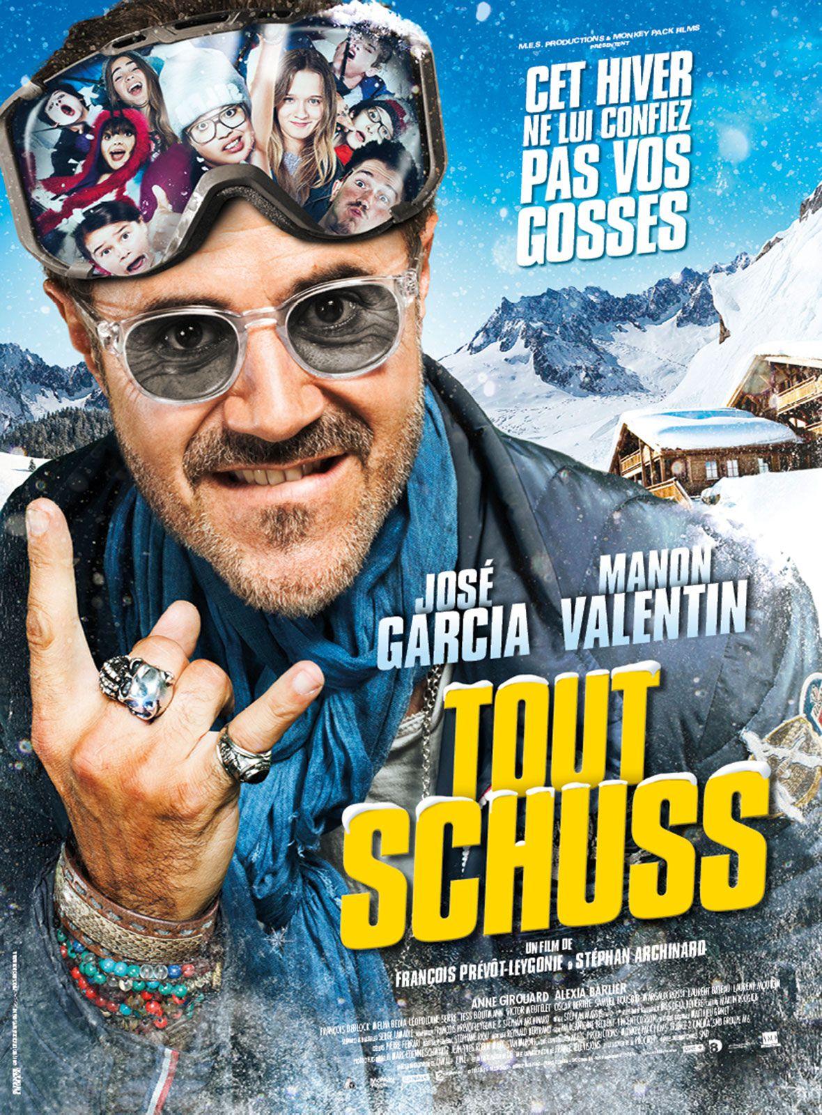 Tout schuss - Film (2016)