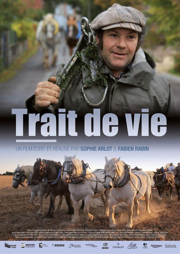 Trait de vie - Documentaire (2018)