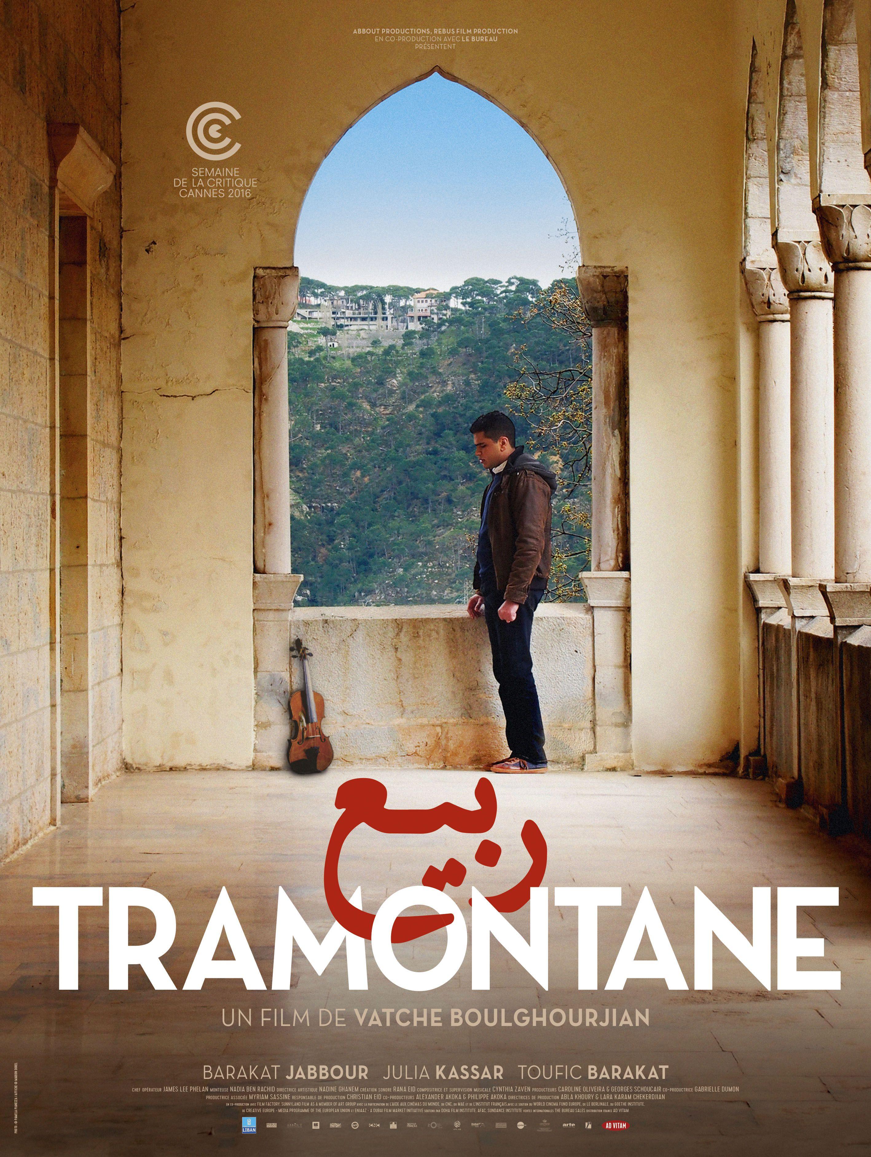 Tramontane - Film (2017)