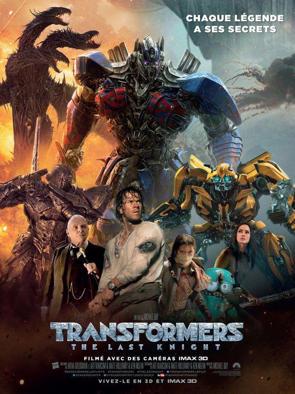 Transformers : The Last Knight - Film (2017)