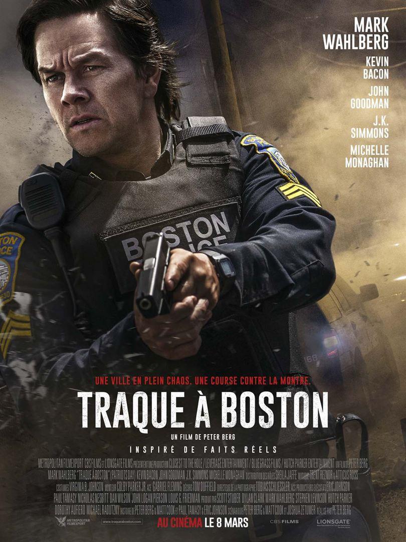 Traque à Boston - Film (2017)