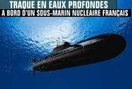 Traque en eaux profondes à bord d'un sous-marin nucléaire français - Documentaire (2021)