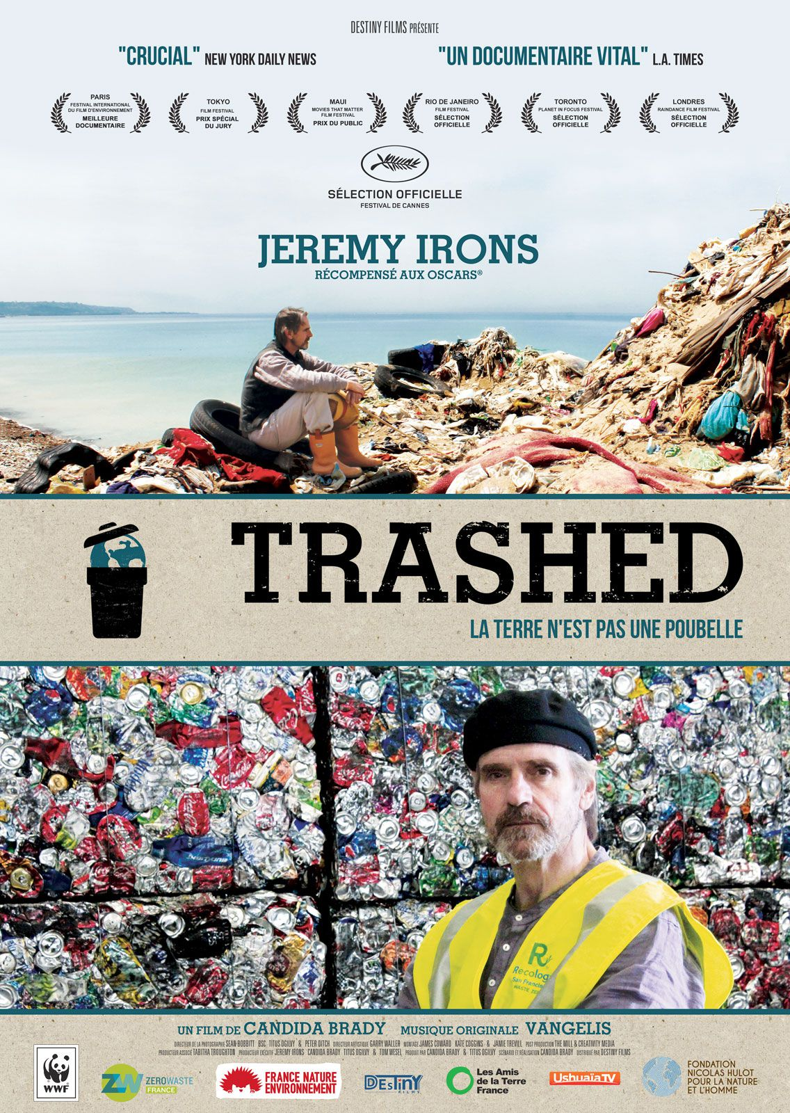 Trashed - Documentaire (2012)