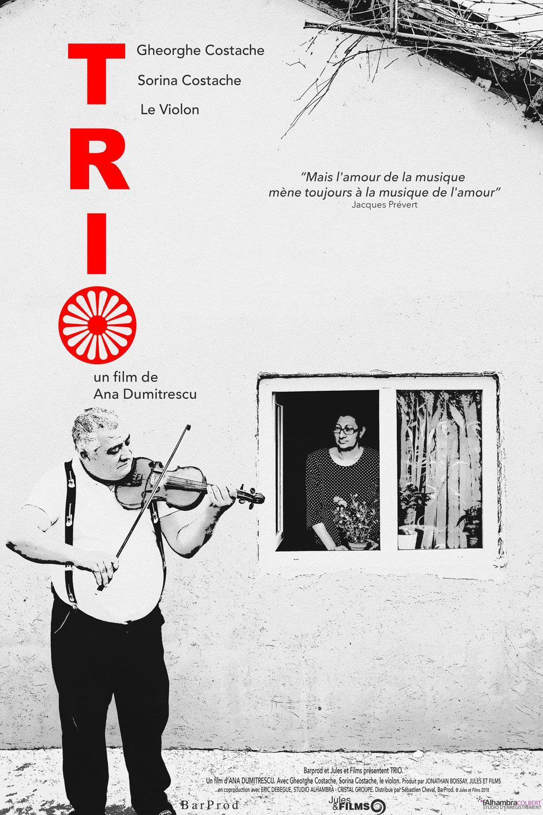 Trio - Documentaire (2020)