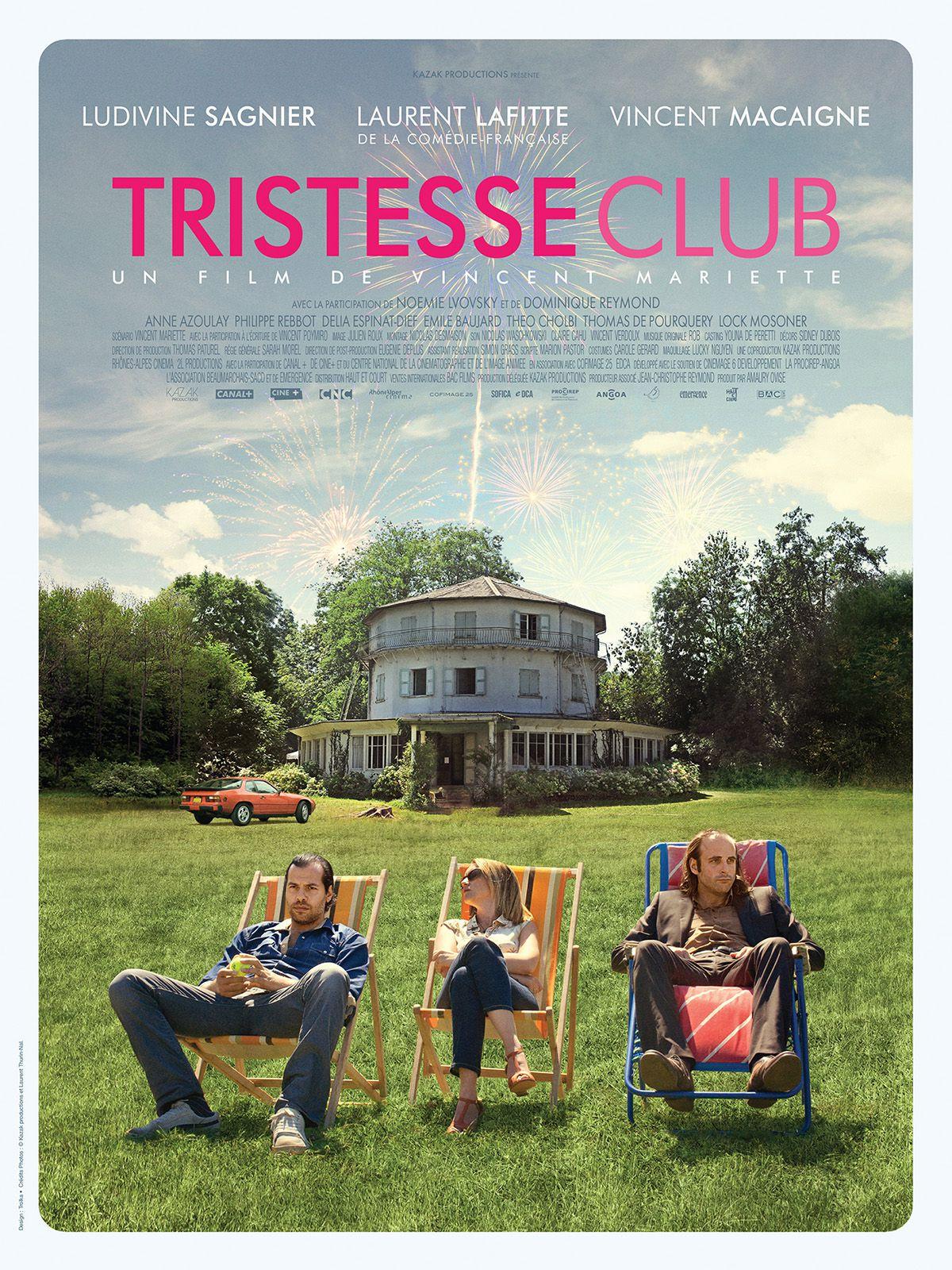 Tristesse Club - Film (2014)