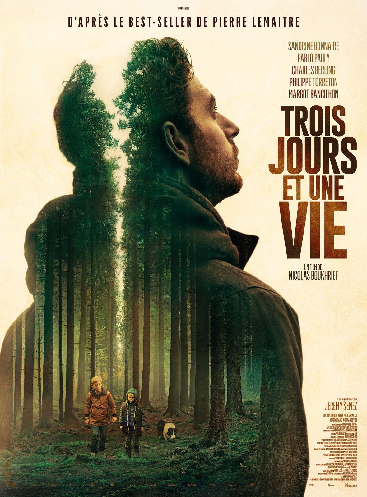 Trois jours et une vie - Film (2019)