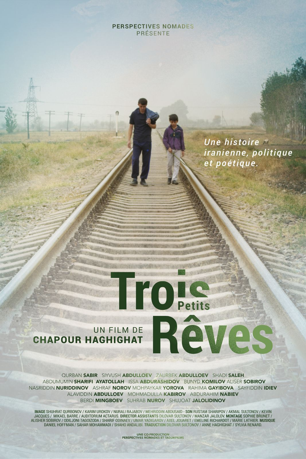 Trois petits rêves - Film (2018)