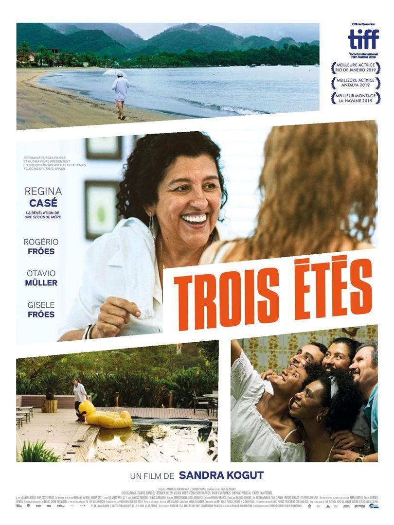 Trois étés - Film (2020)