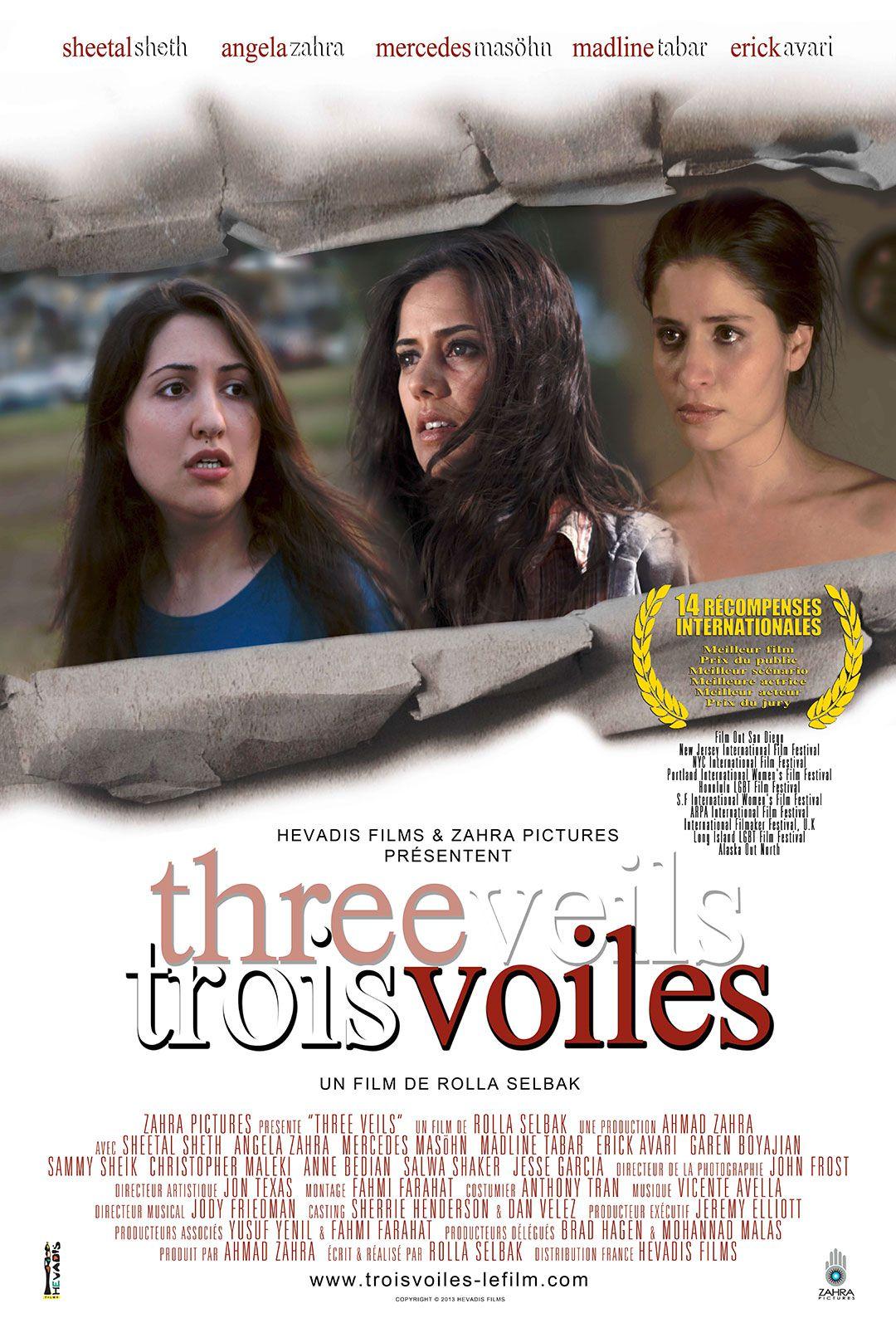 Trois voiles - Film (2011)