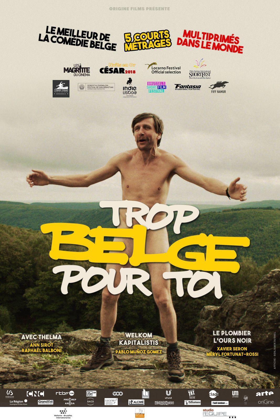 Trop Belge pour toi - Film (2019)