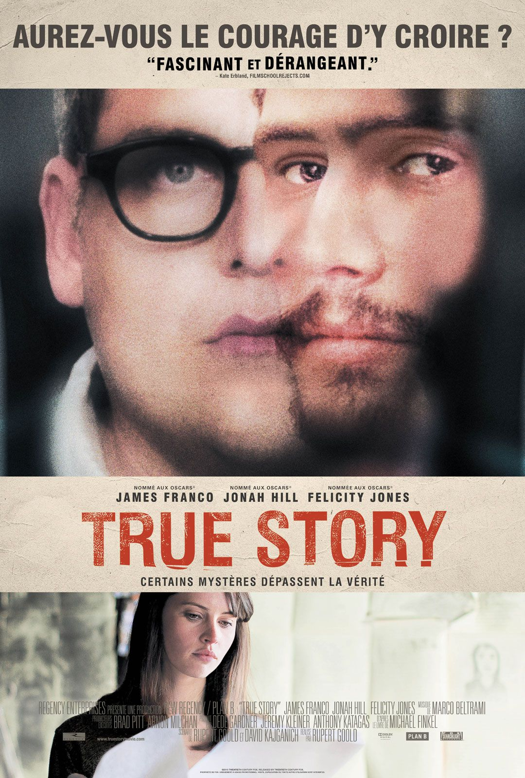 True Story - Film (2015)