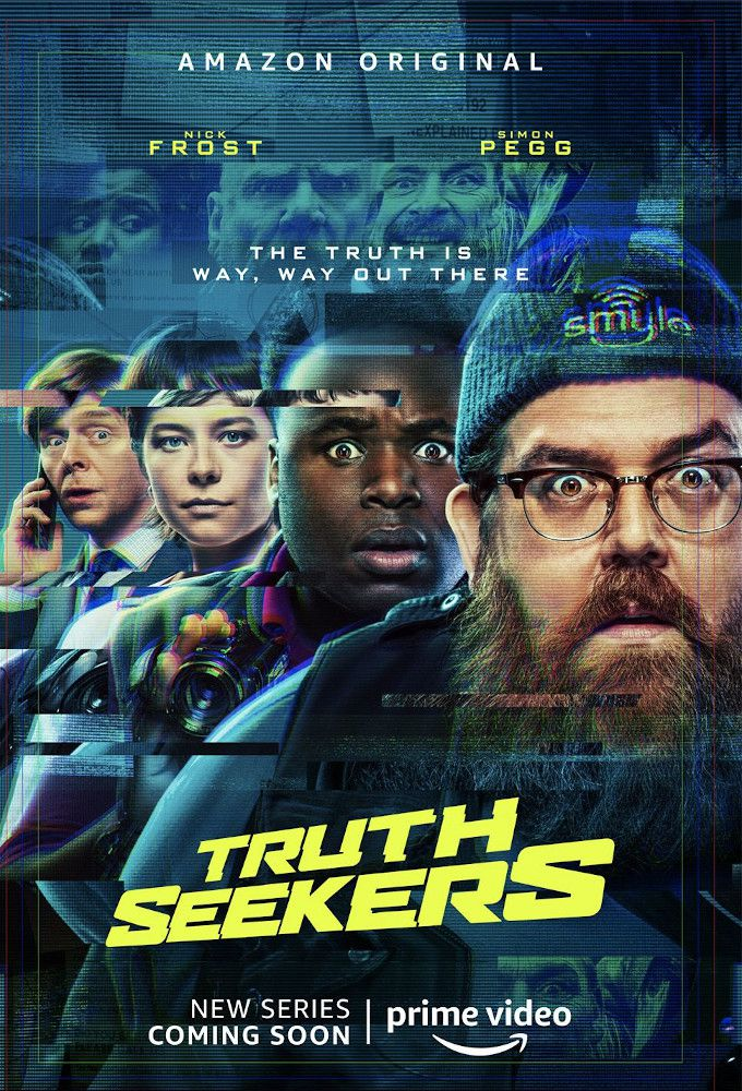 Truth Seekers - Série (2020)