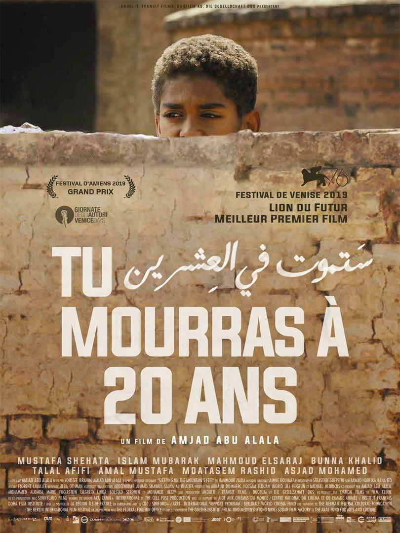 Tu mourras à 20 ans - Film (2020)