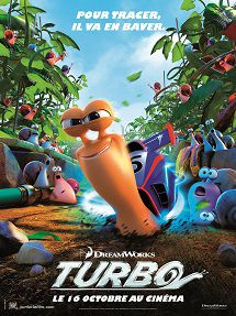 Turbo - Long-métrage d'animation (2013)