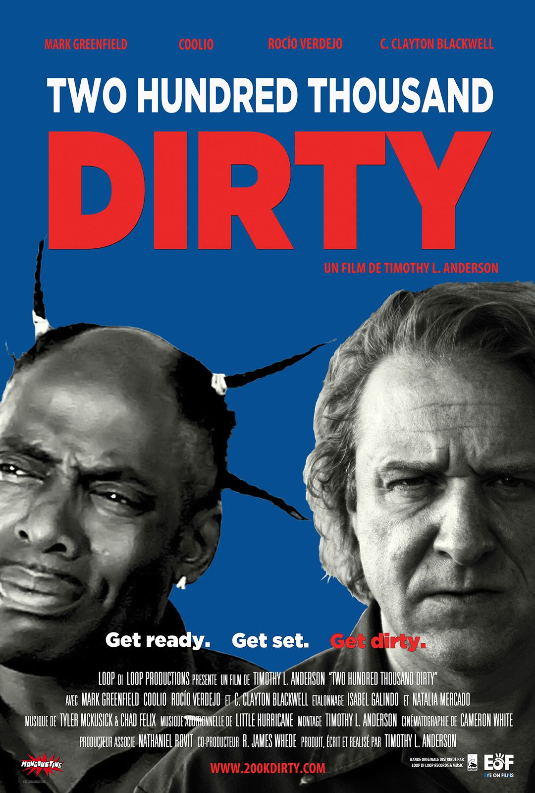 Two Hundred Thousand Dirty - Film (2014)