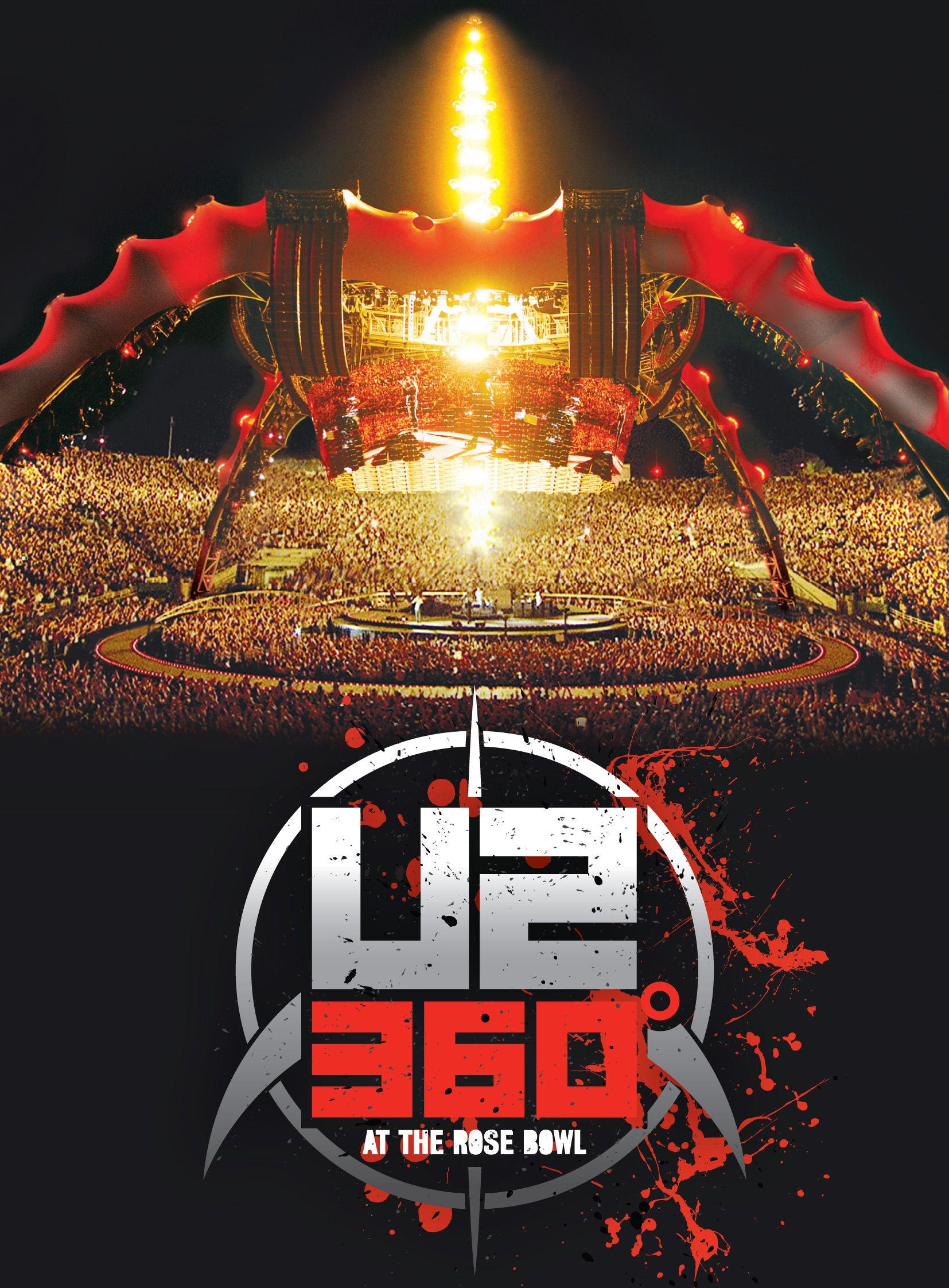 U2 360° : Live At The Rose Bowl - Film (2010)