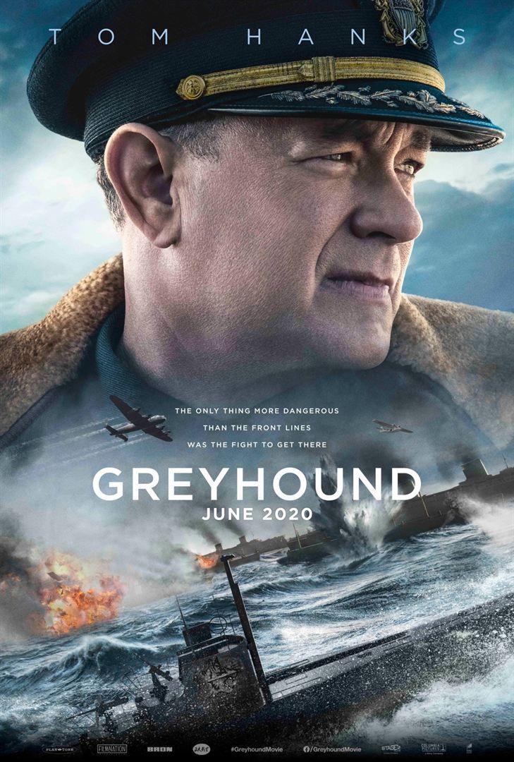 USS Greyhound - La Bataille de l'Atlantique - Film (2020)