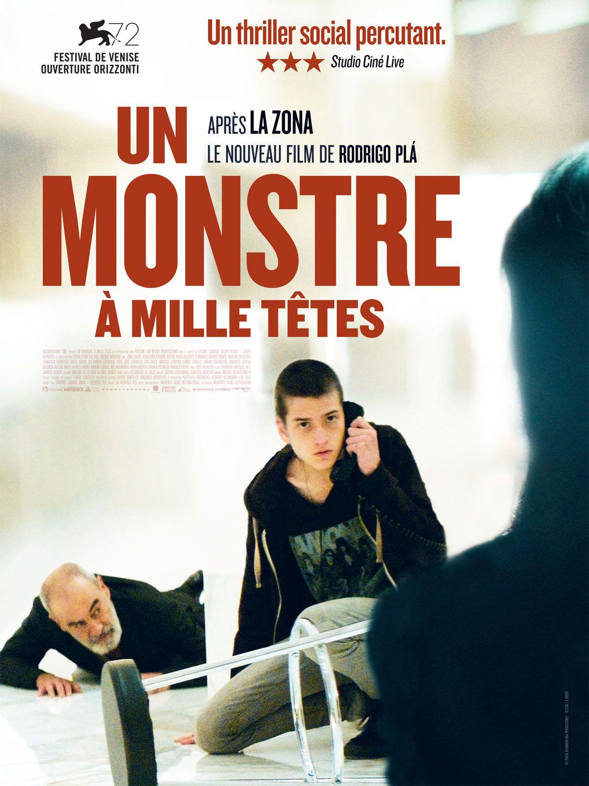 Un Monstre à mille têtes - Film (2016)