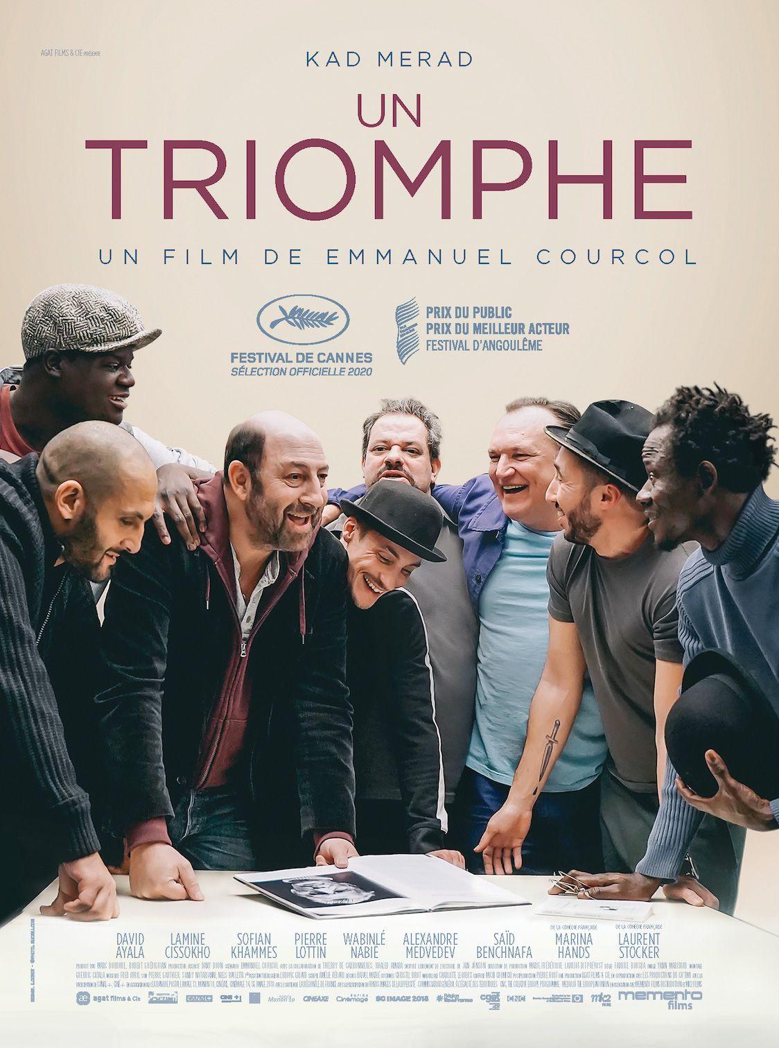 Un Triomphe - Film (2020)