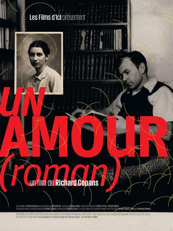 Un amour (Roman) - Documentaire (2015)