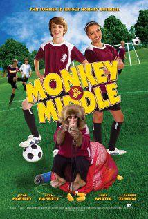 Un amour de petit singe - Film (2014)