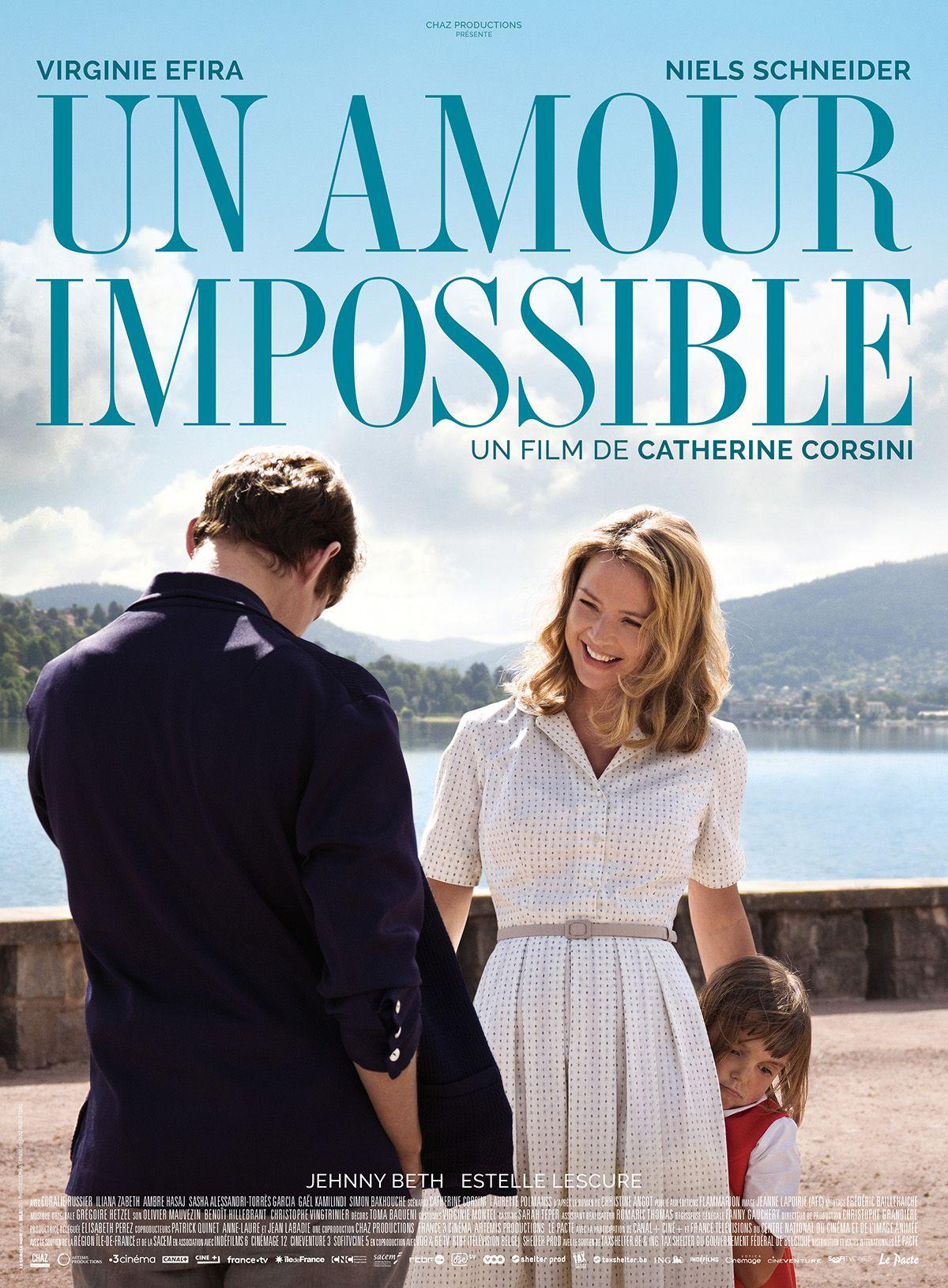 Un amour impossible - Film (2018)