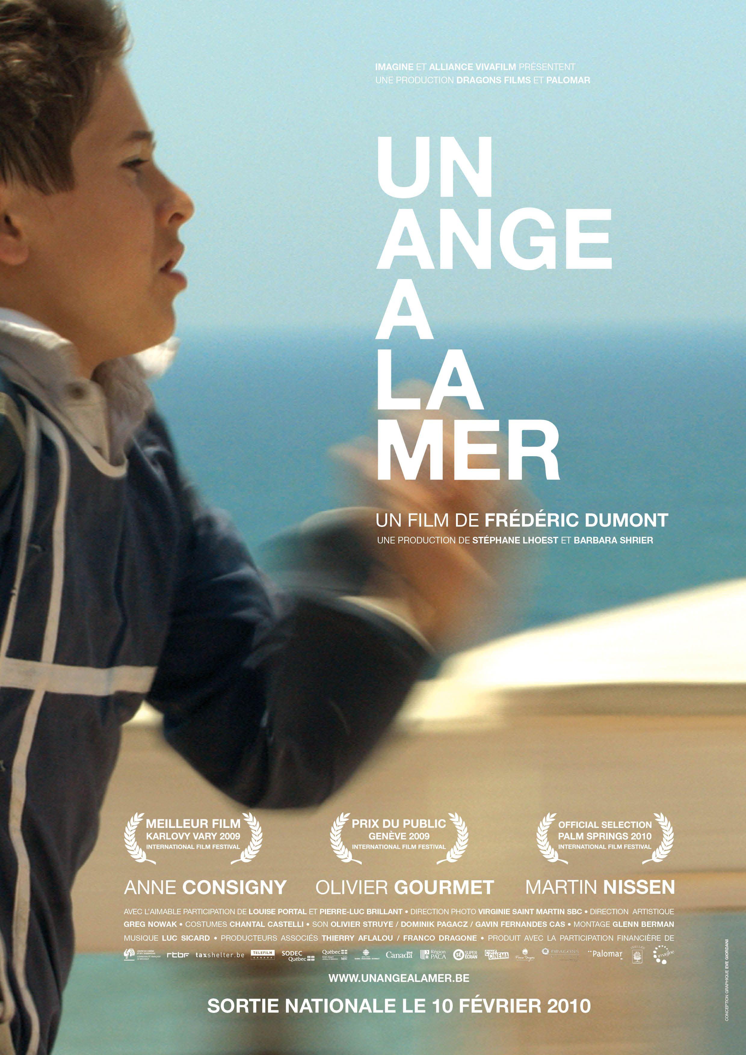 Un ange à la mer - Film (2010)