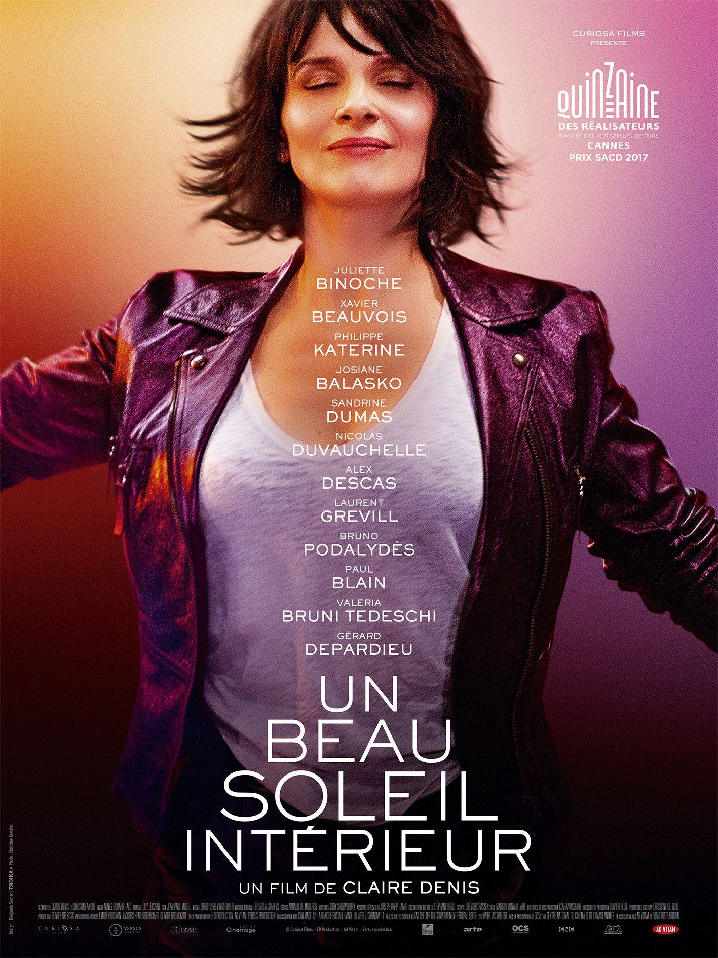 Un beau soleil intérieur - Film (2017)