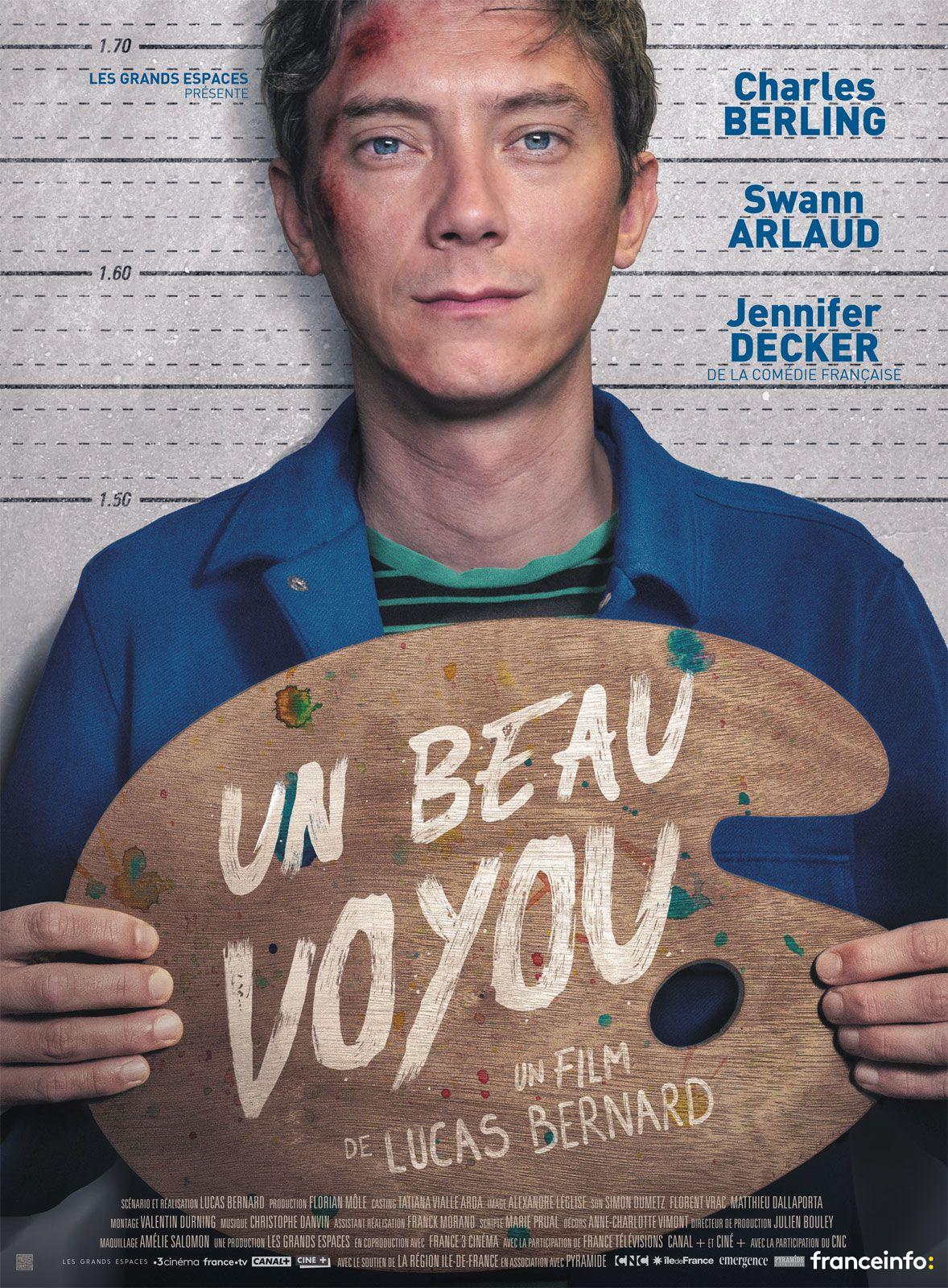 Un beau voyou - Film (2019)