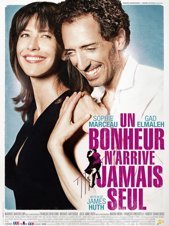 Un bonheur n'arrive jamais seul - Film (2012)