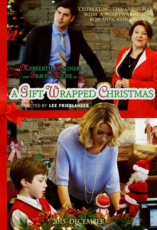 Un cadeau sur mesure pour Noël - Film (2015)
