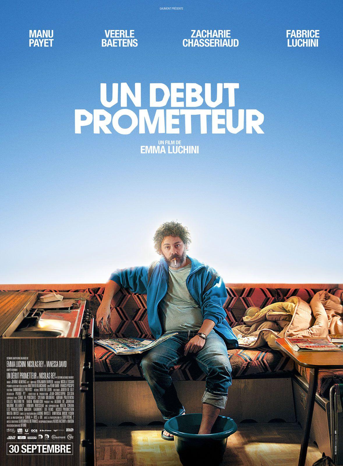 Un début prometteur - Film (2015)