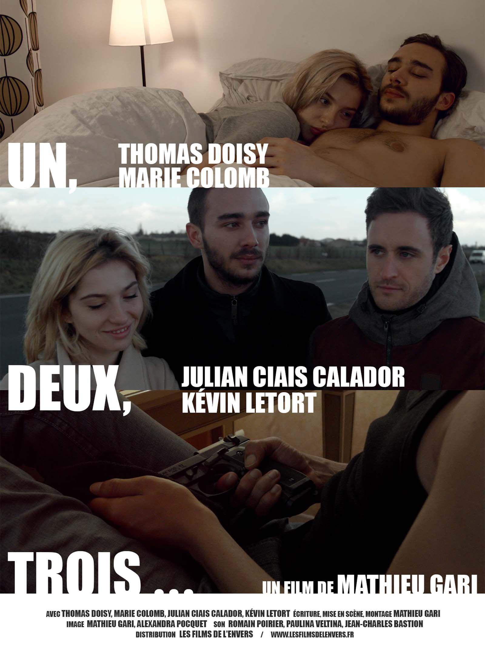 Un, deux, trois... - Film (2017)