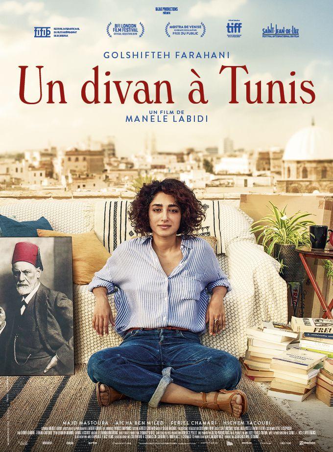Un divan à Tunis - Film (2020)