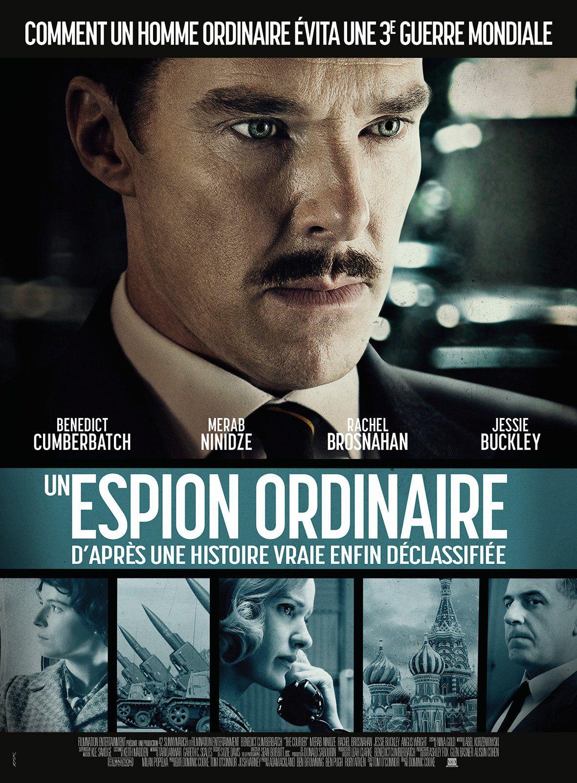 Un espion ordinaire - Film (2020)