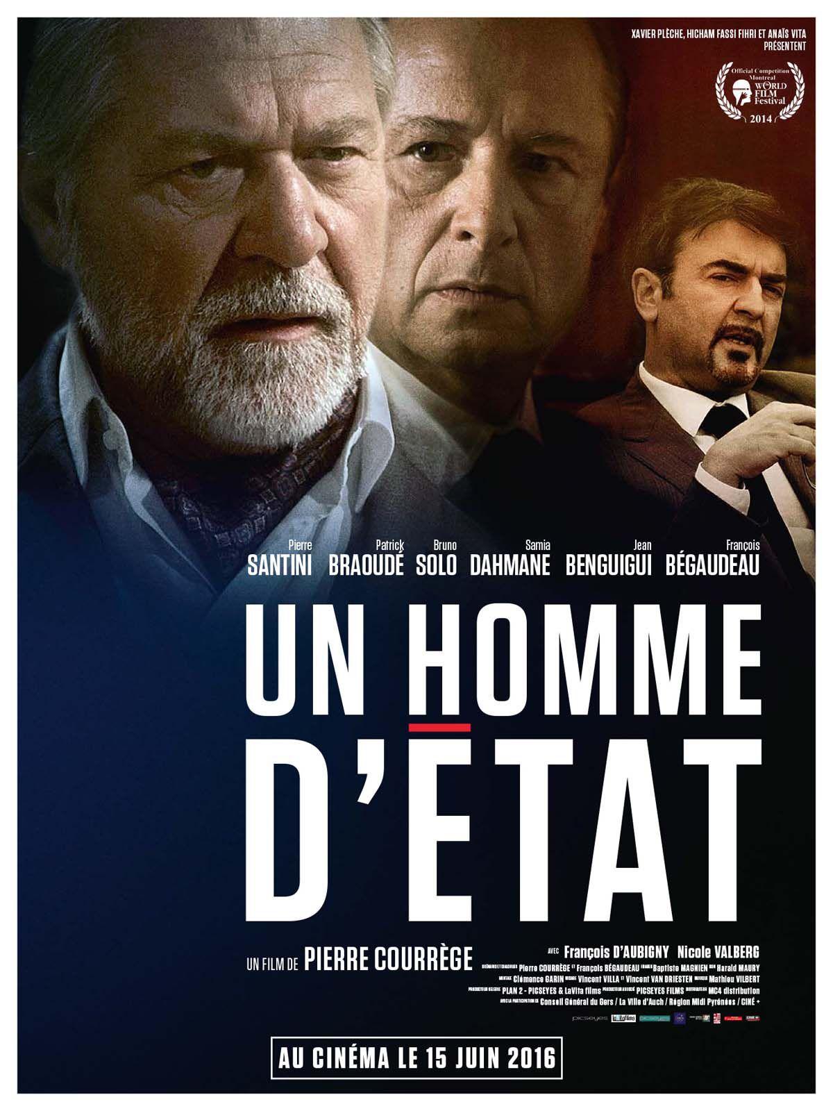 Un homme d'État - Film (2013)
