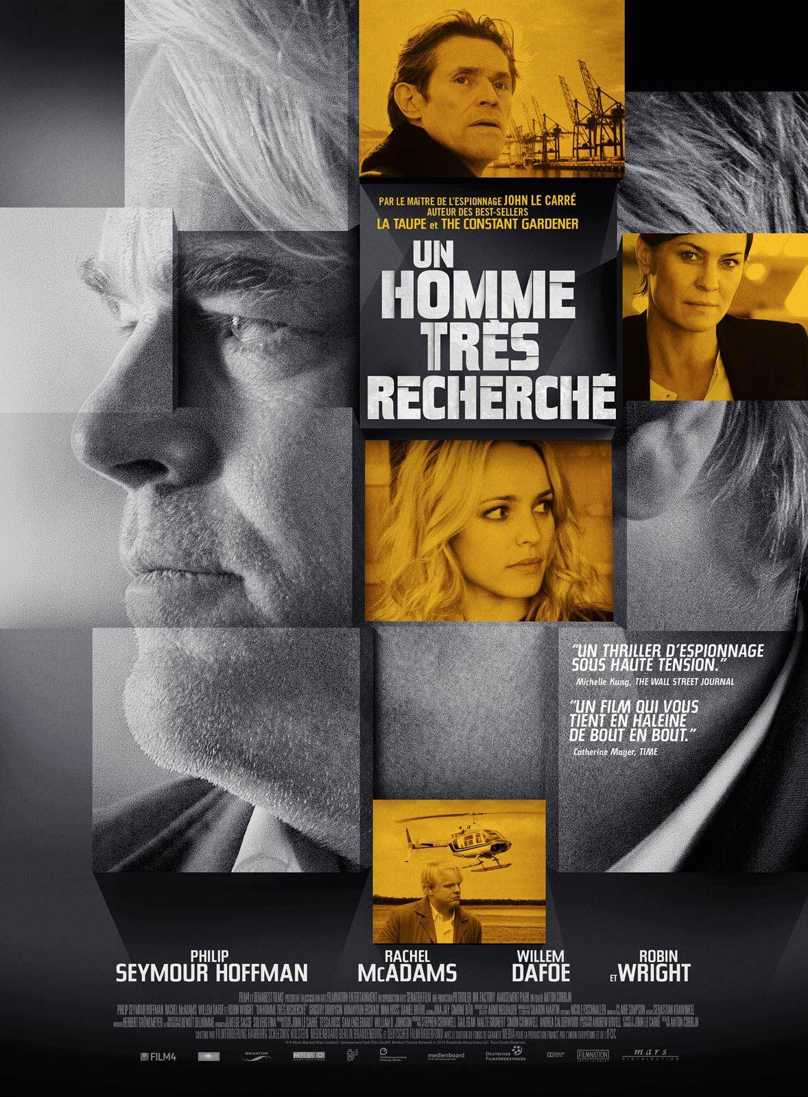 Un homme très recherché - Film (2014)