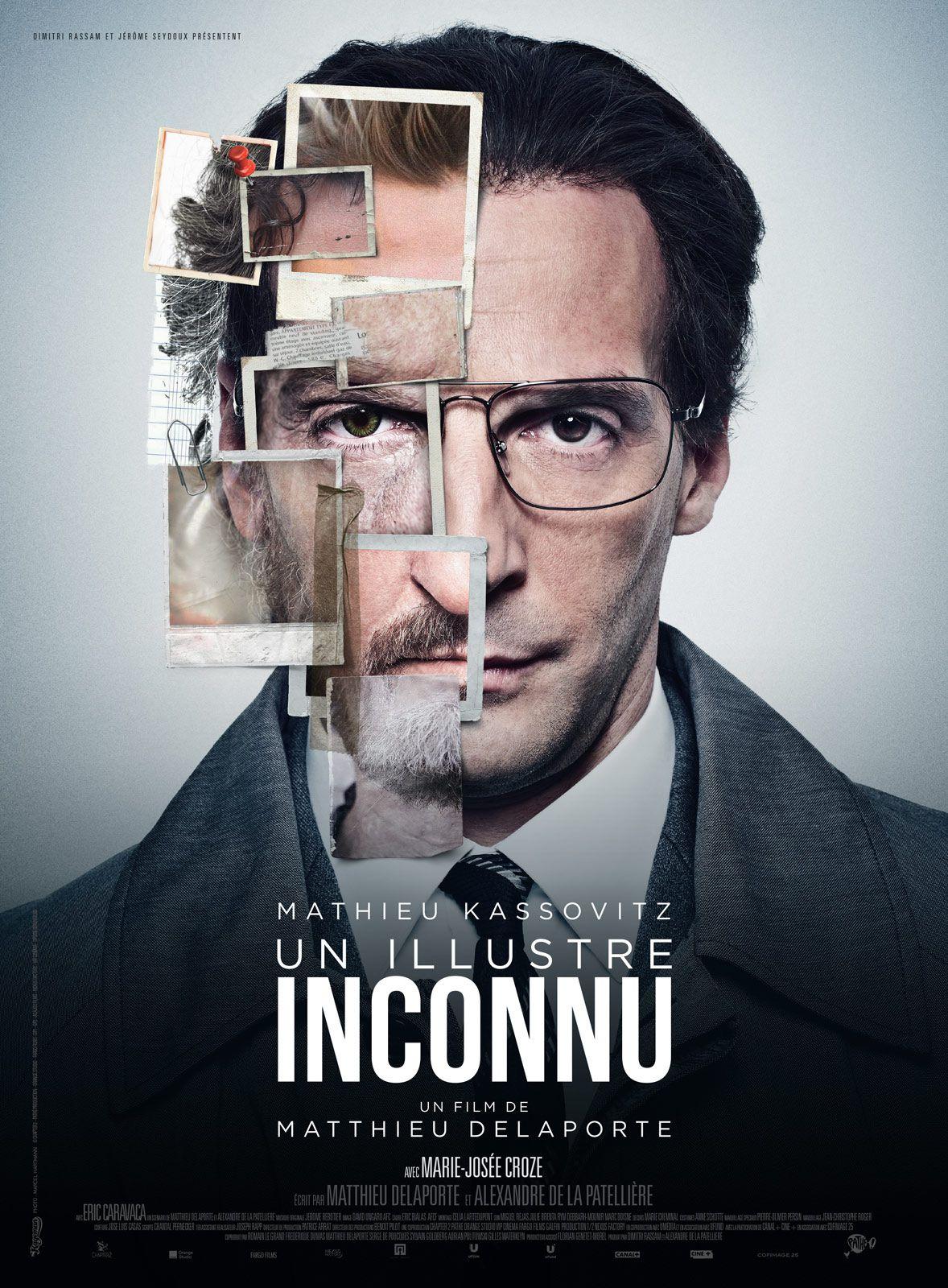 Un illustre inconnu - Film (2014)