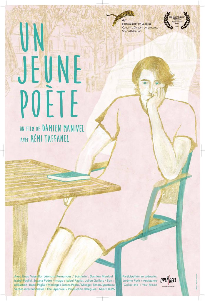Un jeune poète - Film (2015)